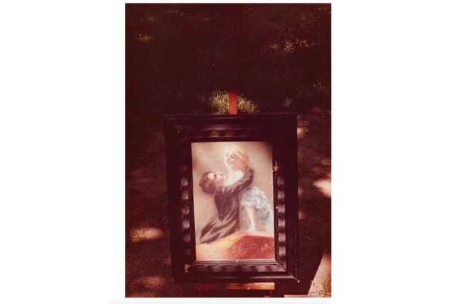 "Luigi Ghirri, ""Modena"" (Serie: Still Life), 1979, C-print, image size: 38.1 x 26 cm ©Eredi di Luigi Ghirri"