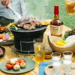虎ノ門ヒルズエリアで夏を食べ尽くす! 本格派BBQ×ハイボール & 夏のグルメフェア