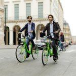 新システム参入で活気づく、パリの「自転車シェアリング」