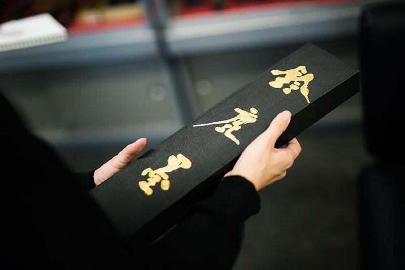 鈴鹿市の伝統工芸士の墨職人・伊藤亀堂 三重県