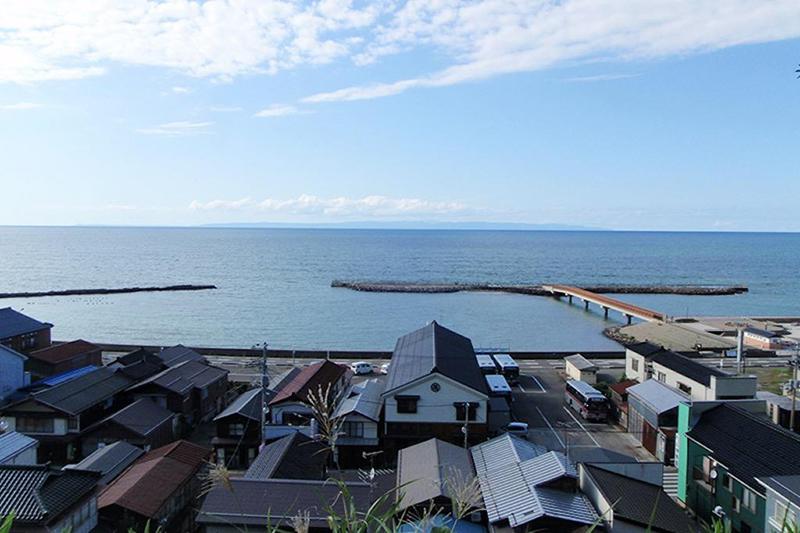 出雲崎町の「天領の里」にあるレストラン「陣や」海鮮丼|新潟