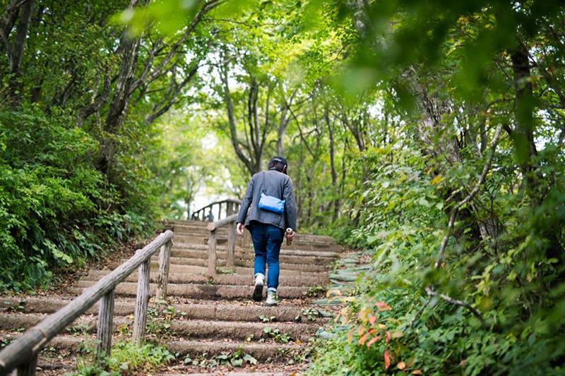 弥彦村の弥彦山ロープウェイ|新潟県