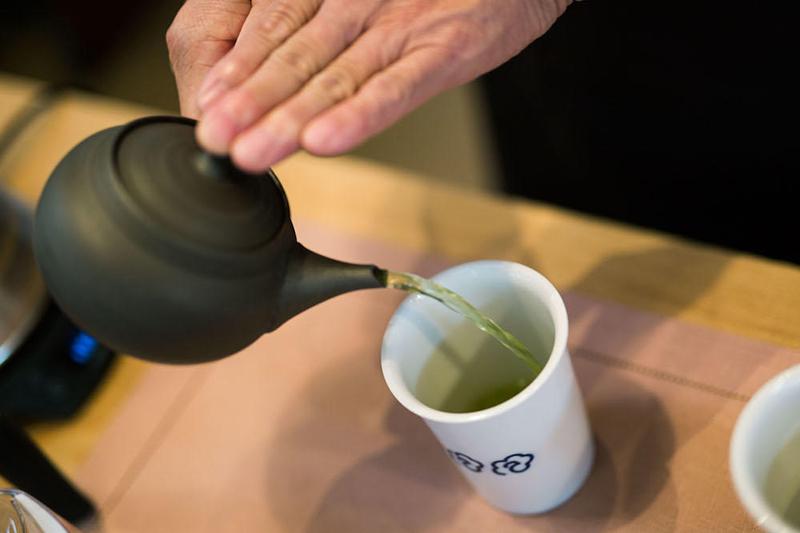 鈴鹿市の日本茶カフェ「椿茶園三重県の特産品であるかぶせ茶」|三重県
