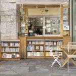 カフェ「まちの本とサンドイッチ」でひと息——ベーカー&マッケンジー法律事務所 弁護士・細川昭子さん