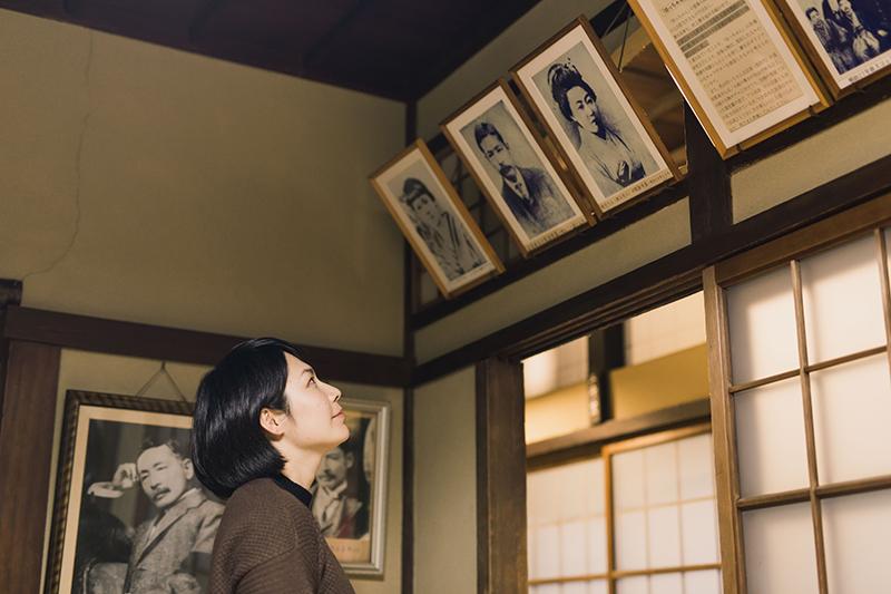 日本で唯一の皇室専用の浴室「又新殿(ゆうしんでん)」