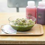 暑さに疲れた身体に効く! 新感覚の「ジュースサラダ」とは?——サンシャインジュース 虎ノ門