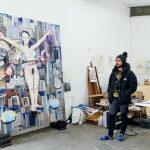 榎本耕一が描く、現代社会を紐解く絵画——六本木クロッシング2019|Interview #3