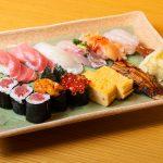 ふたりで食べても1万円でお釣りがくる、お得で美味しいお寿司屋さん