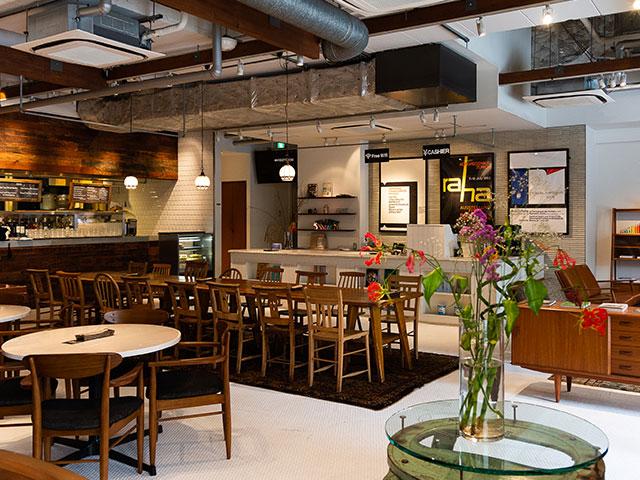 ARK HILLS CAFÉ (アークヒルズカフェ)