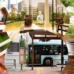 都バスで巡る、六本木ヒルズ〜アークヒルズ〜虎ノ門ヒルズ〜の小旅行